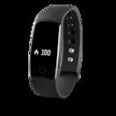 LIFE® E1000 Fitnessarmband mit OLED Display