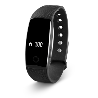 MEDION® LIFE® E1000 Fitnessarmband mit OLED Display
