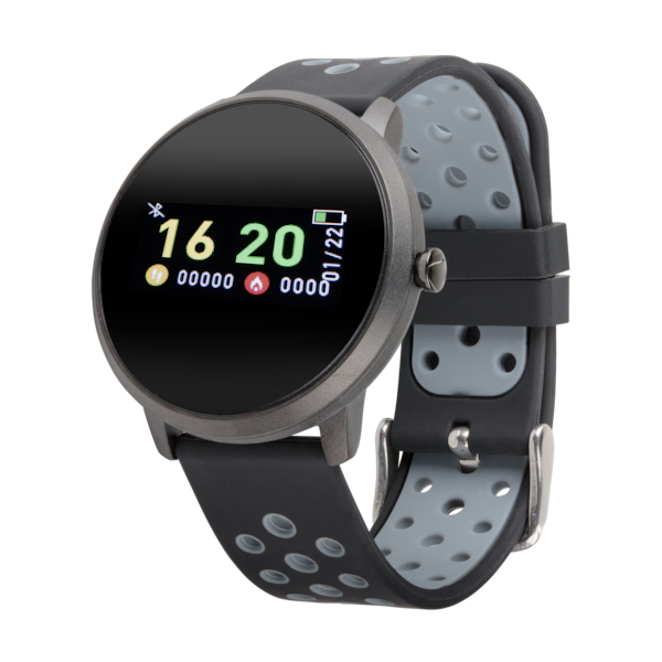 LIFE® E1800 Fitnessuhr mit LCD Farbdisplay