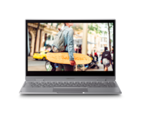MEDION AKOYA E4271T Convertible Laptop (128 GB)