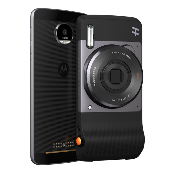 moto mods Hasselblad True Zoom Kamera