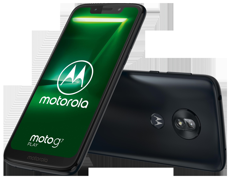 Motorola moto g7 PLAY Deep Indigo