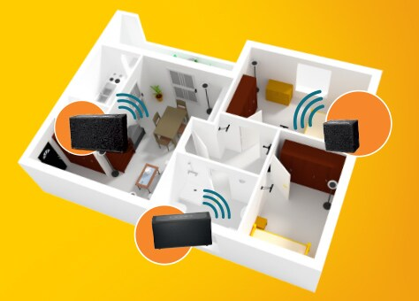 Multiroom Lautsprecher bei ALDI TALK