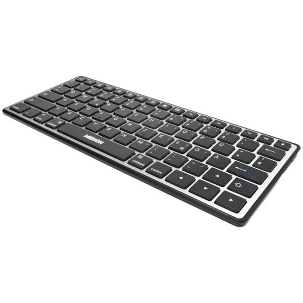 Tastatur mit Bluetooth Funktion MEDION® P81039 (MD 86853)