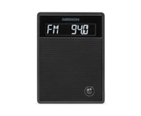 MEDION® LIFE® P65702 Bluetooth® Steckdosenradio mit LCD Display, NFC, PLL-UKW-Radio, Freisprechfunktion, USB-Ladefunktion (B-Ware)