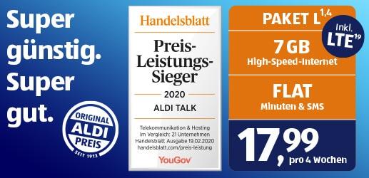 ALDI TALK - Paket L