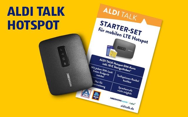 ALDI TALK Hotspot