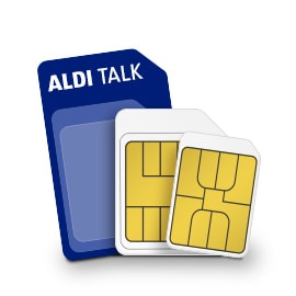 ALDI-TALK Triple-SIM-Karte