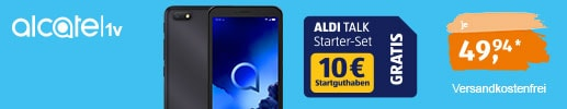 ALDI TALK - Alcatel 1V