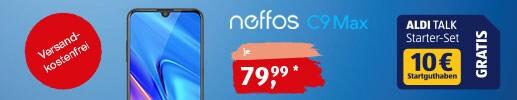 ALDI TALK - Neffos C9Max