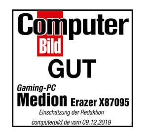 TEST BILD MEDION<sup>®</sup> ERAZER<sup>®</sup> X87095