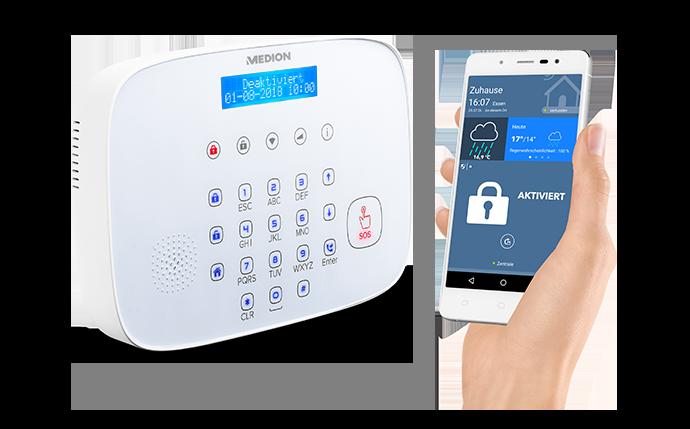 Medion Alarmsystem