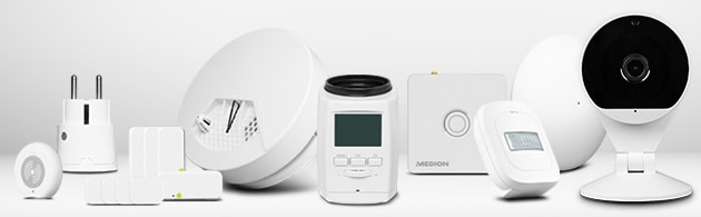 Smart Home Produkte : smart home medion online shop ~ A.2002-acura-tl-radio.info Haus und Dekorationen