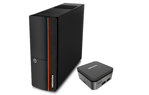 Kategorie PC und Monitore Einsteiger PCs MEDION