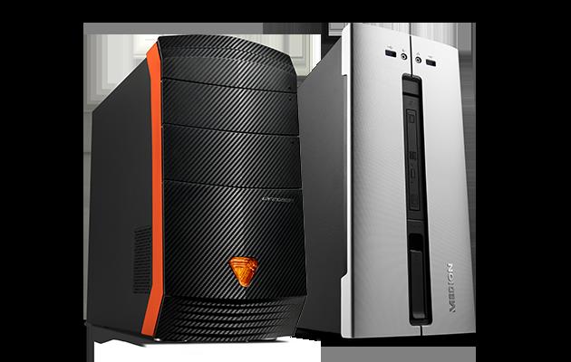 Kategorie PC und Monitore Multimedia PCs MEDION