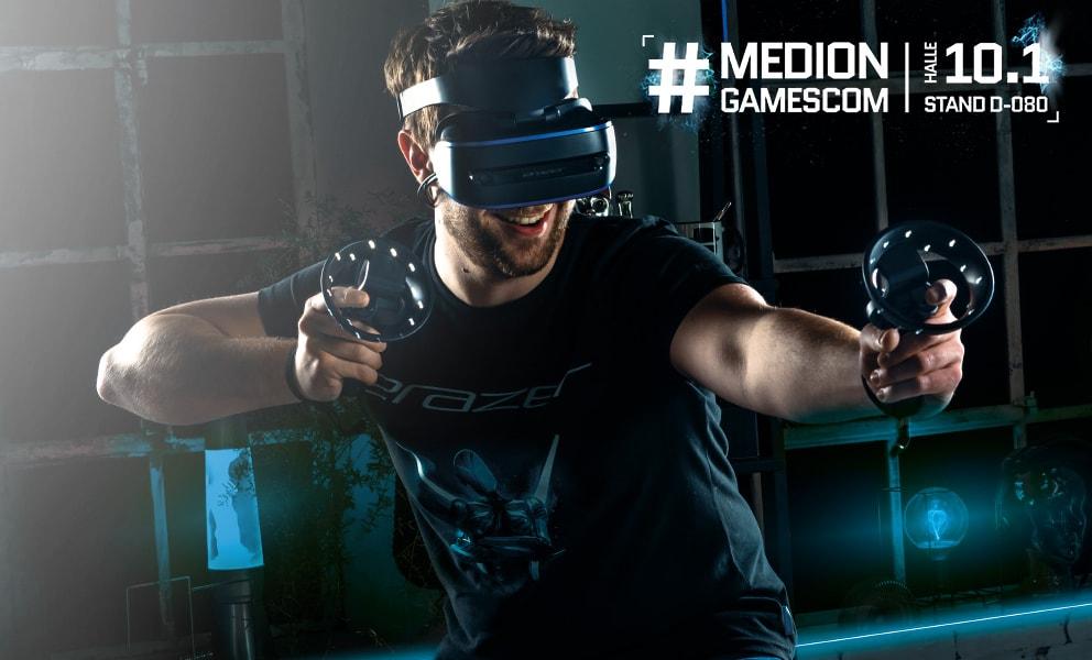 Gamescom MEDION