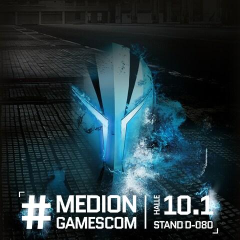 Gamescom 2018 MEDION