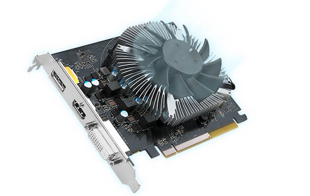 Grafikkarte RX560 PC MEDION