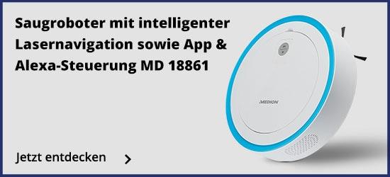 MD 18861- Saugroboter
