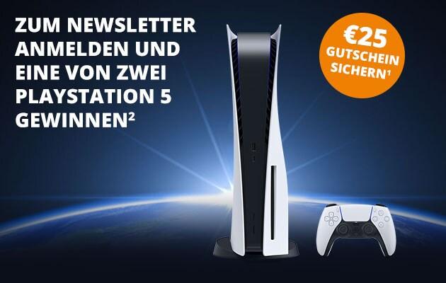 Newsletter-Gewinnspiel