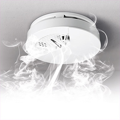 Smart Home Brandschutz MEDION
