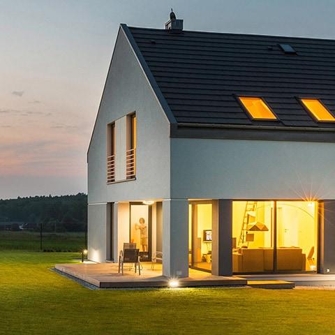 Smart Home Hausbeleuchtung MEDION