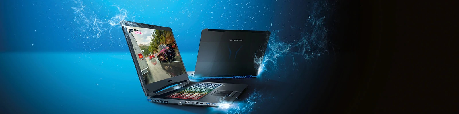ERAZER Gaming Laptops