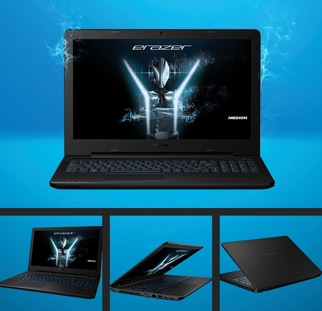 MEDION ERAZER P6679 Gaming Laptop