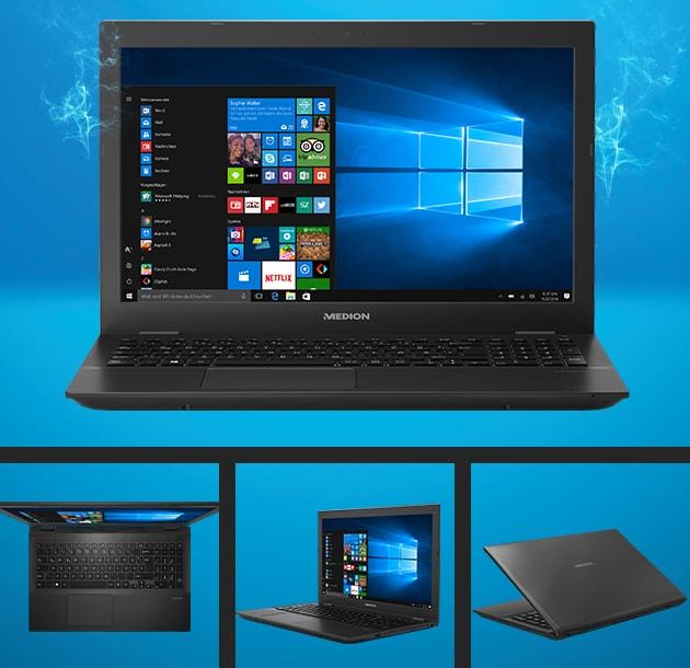 ERAZER Laptops – Medion