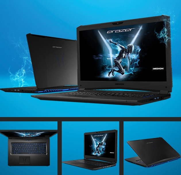 MEDION ERAZER X7859 Gaming Laptop
