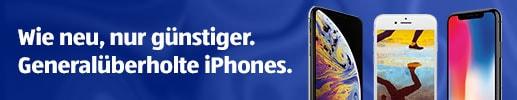 ALDI TALK - generalüberholte iPhones