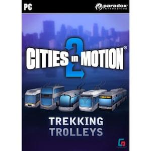 Cities in Motion 2: TrekkingTrolleys - DLC