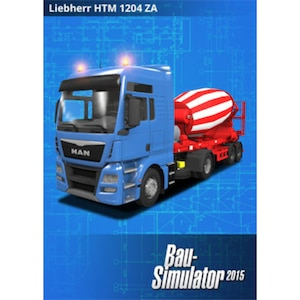 Bau-Simulator 2015 LIEBHERR HTM 1204 ZA (DLC7)