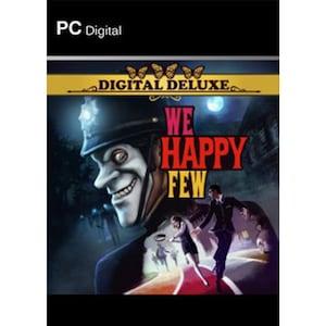 We Happy Few Digital Deluxe Edition