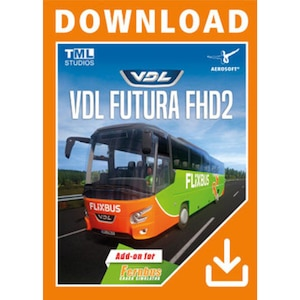Fernbus Simulator Add-on - VDL Futura FHD2