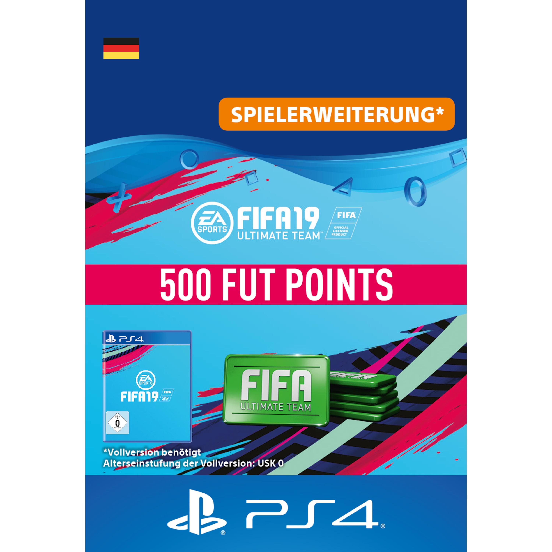 500 FIFA 19 Points-Set (PS4) DE