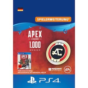 Apex Legends™ – 1000 Apex-Münzen [DE] PS4