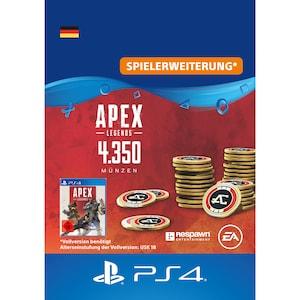 Apex Legends™ – 4350 Apex-Münzen [DE] PS4