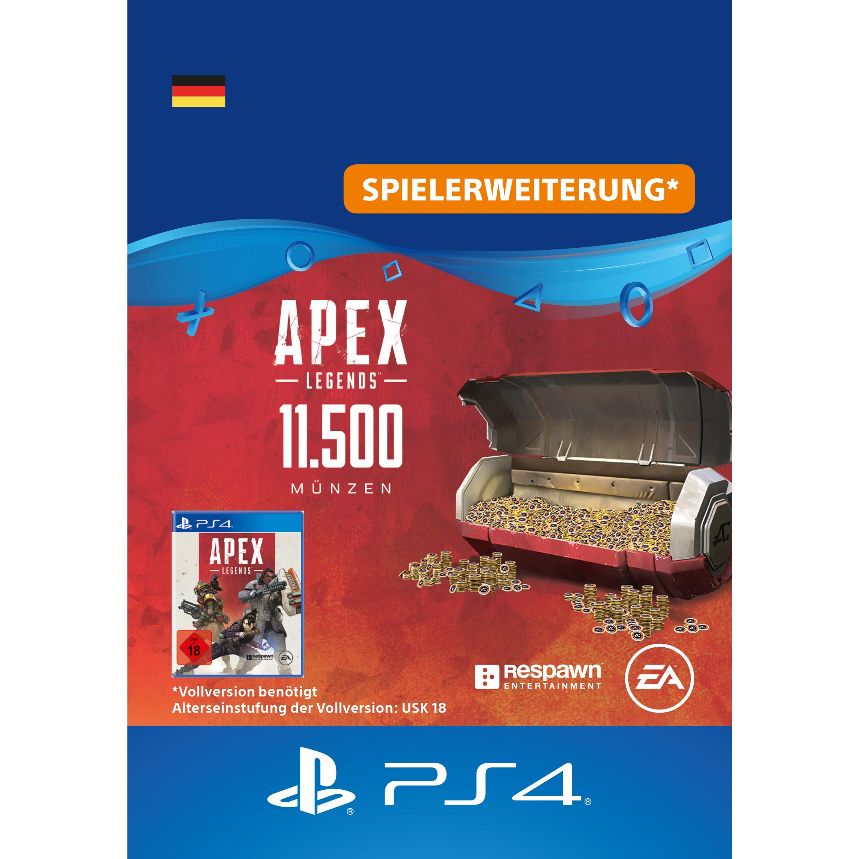 Apex Legends™ – 11500 Apex-Münzen [DE] PS4