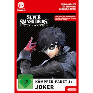 Super Smash Bros. Ultimate - Joker Challenger Pack