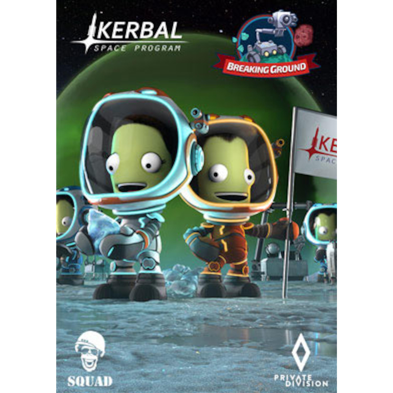 Kerbal Space Program - Breaking Ground