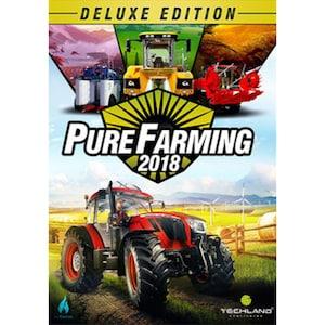 Pure Farming 2018 - Digital Deluxe Edition