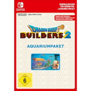 Dragon Quest Builders 2 - Aquarium Pack
