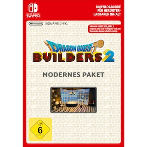 Dragon Quest Builders 2 - Modernist Pack