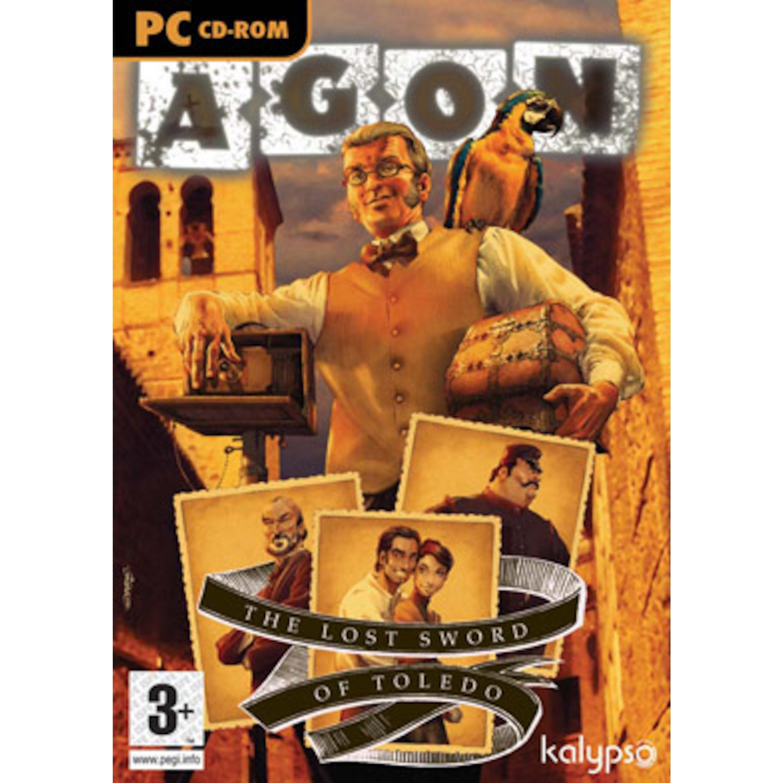 AGON - The Lost Sword Of Toledo