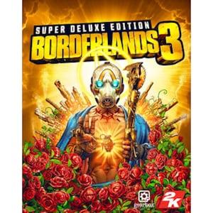 Borderlands 3: Super Deluxe Edition (Epic)