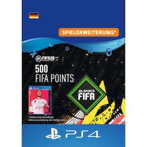 500 FIFA 20 Points-Set (PS4) DE