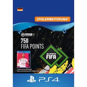750 FIFA 20 Points-Set (PS4) DE