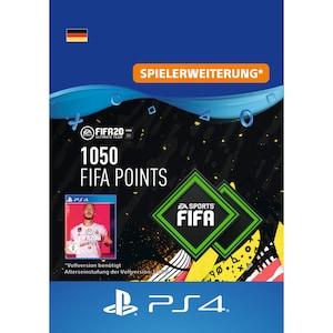 1050 FIFA 20 Points-Set (PS4) DE