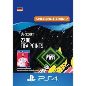 2200 FIFA 20 Points-Set (PS4) DE
